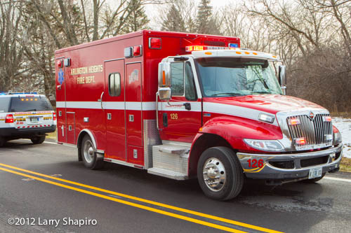 Arlington Heights Ambulance 1