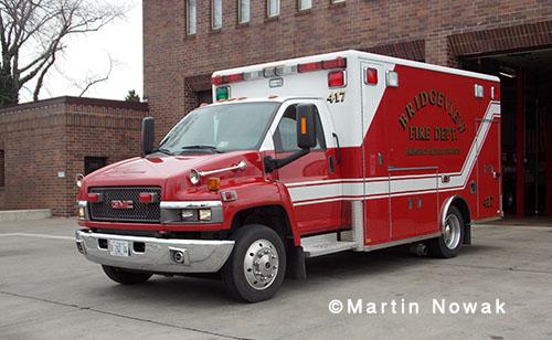 Bridgeview Fire Department