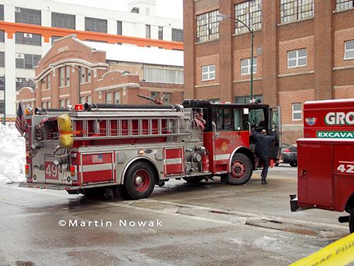 Chicago Engine 49