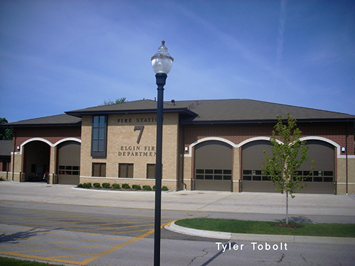 Elgin Fire Department Station 7