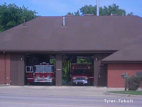 Elgin Fire Department Station