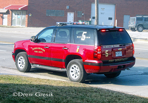 Schiller Park Fire Department Battalion 5