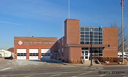 Schiller Park Fire Station