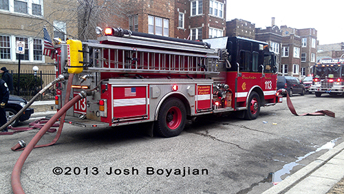 Chicago Engine 113