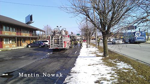 Bridgeview fire response