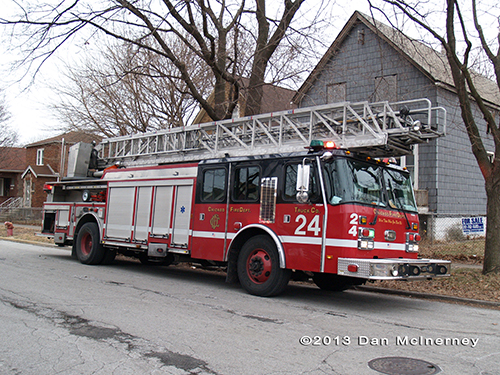 Chicago FD Truck 24