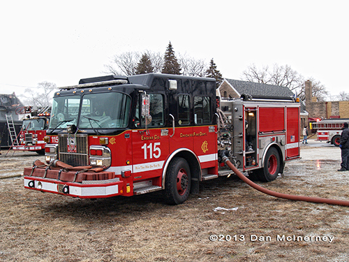 Chicago Engine 115