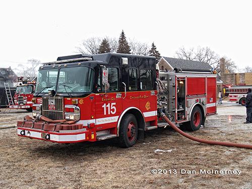 Chicago Engine 115