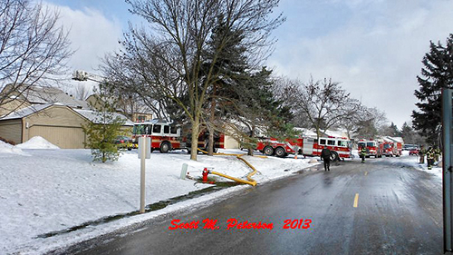 fatal house fire in Wauconda
