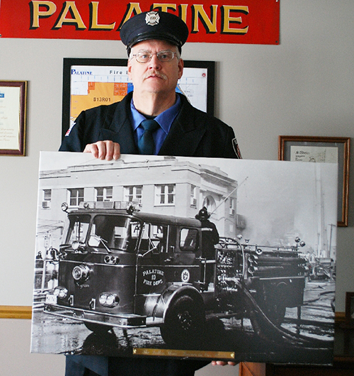 Elgin Firefighter John Tobin