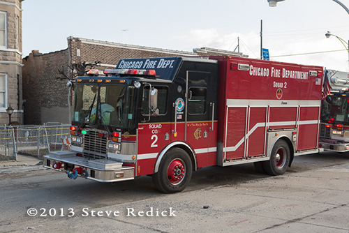 Chicago FD Squad 2