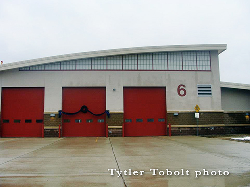 Bloomington Fire Station 6