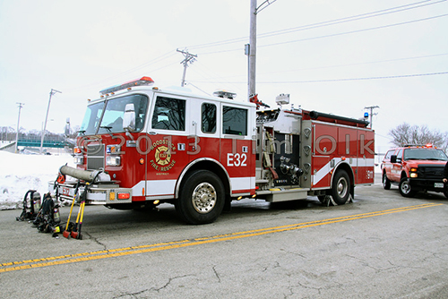 Woodstock FPD engine.