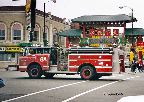 Chicago FD Engine 8 Ford E-ONE