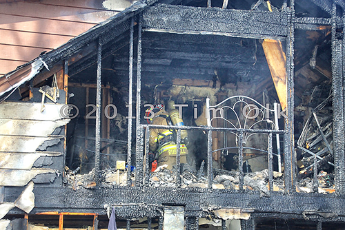 5 rescued from house fire in Prairie View