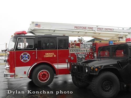 Peotone Fire District Snorkel