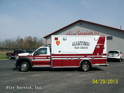 Manteno Fire Protection District