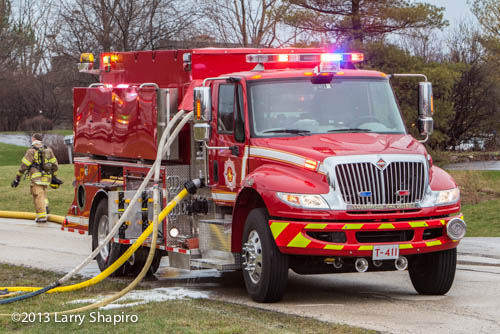 Countryside FPD pumper tanker  411