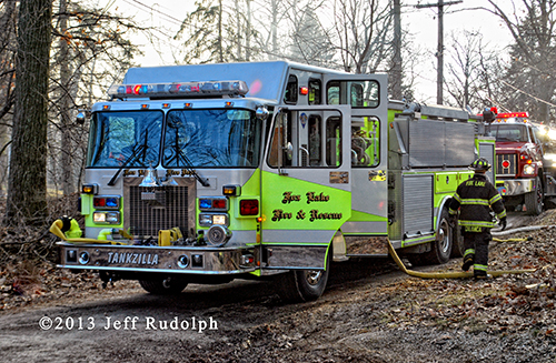 Fox Lake pumper tanker
