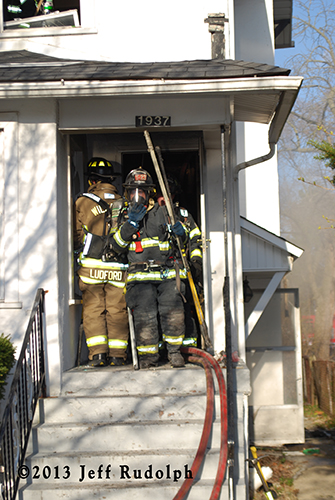 fatal house fire in Evanston