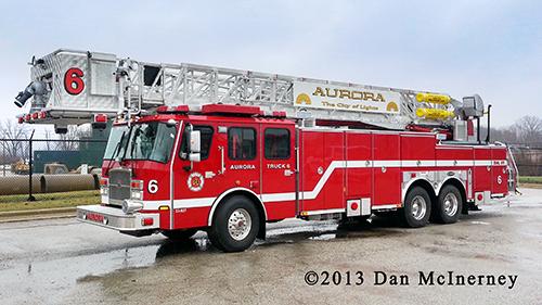 Aurora FD Truck 6