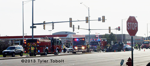 Latest Car Accident: Cicero And Lake Chicago Car Accident