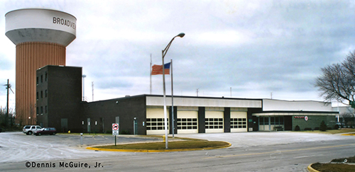 Broadview Fire Department fire station