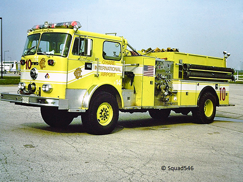 Chicago FD Engine  10
