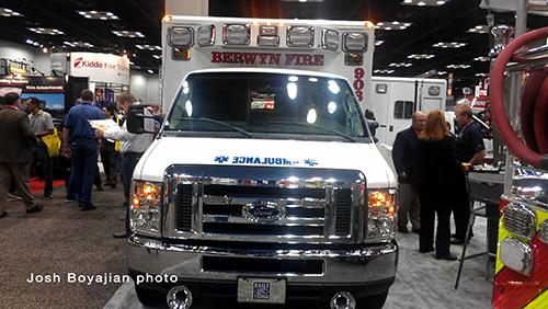 Berwyn FD Ambulance 906