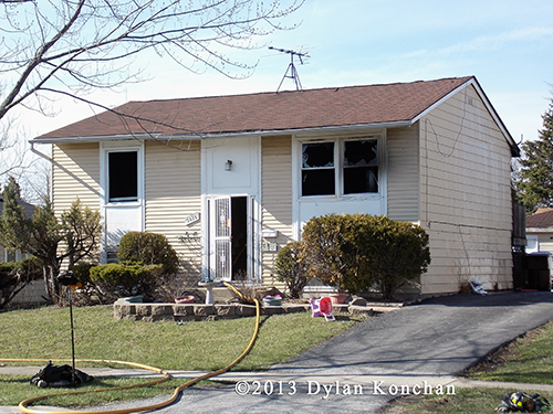 Country Club Hills house fire
