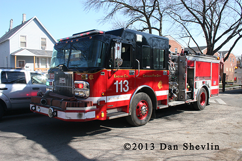 Chicago FD Engine 113