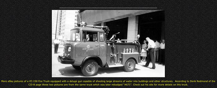 Waukegan fire department history chicagoareafire chicago fd fc jeep pressure unit publicscrutiny Choice Image