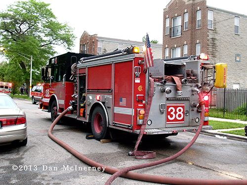 Chicago FD Engine 38
