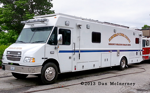Cook County Mobile Command Post