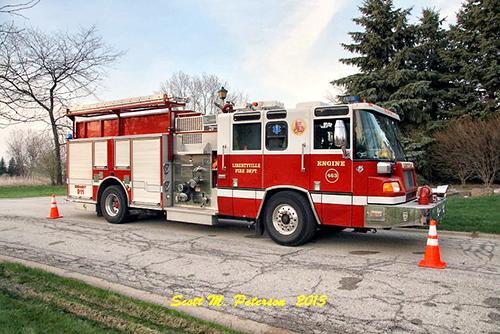 Libertyville Engine 463