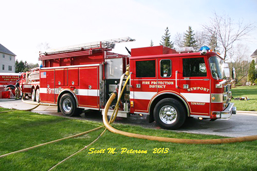 Newport Engine 1458
