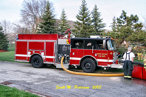 North Chicago Engine 4