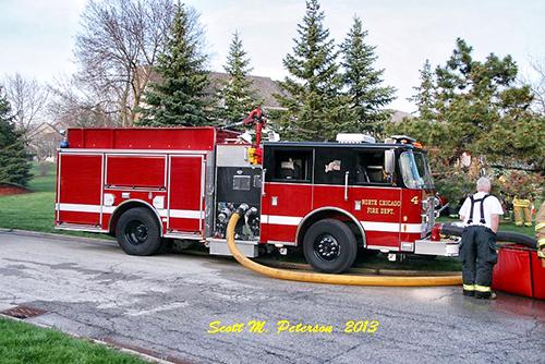 North Chicago Engine 4