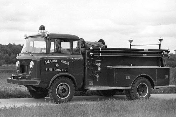Palatine Rural FPD Jeep FC170DRW