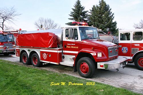Town of Salem Tender 5868