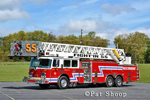 Tri-State FPD tower ladder