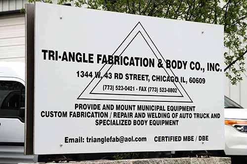 Tri-Angle Fabrication & Body Co