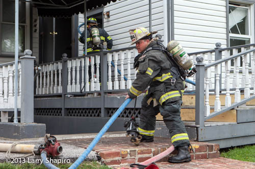 restaurant fire in Long Grove IL 6-2-13