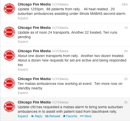 Chicago FD Media twitter