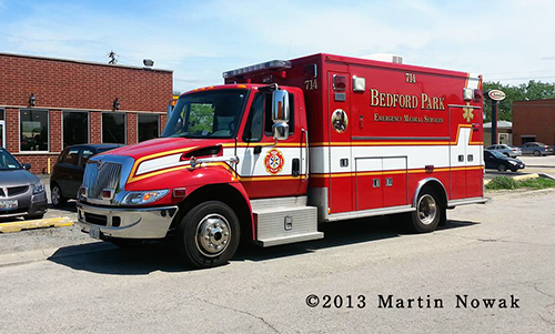 Bedford Park Fire Department