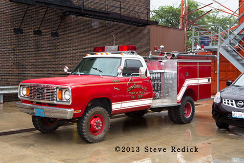 Pierce mini pumper