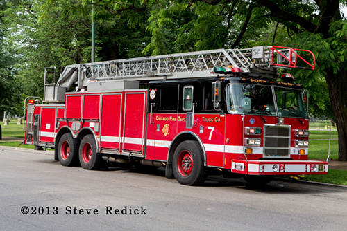 Chicago FD Truck 7