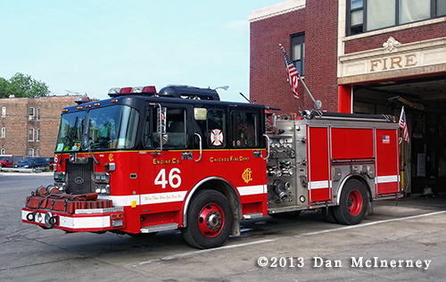 Chicago Fire Department Engine 46