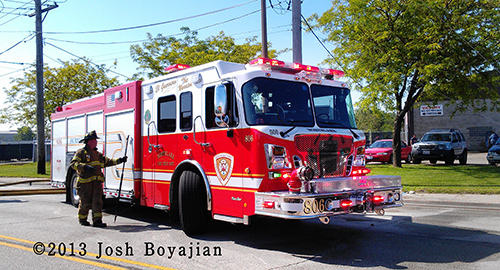 Northlake Fire Department