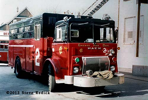 Chicago Fire Department Squad 2